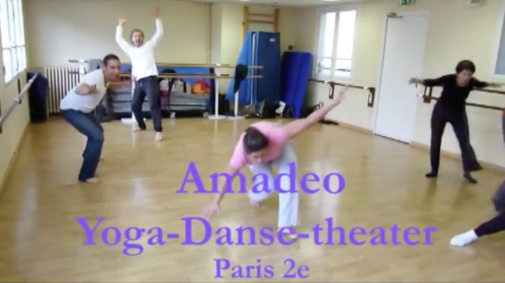 Amadeo Yoga Dance Theater - December 2012